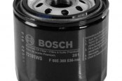 Image may not reflect your exact vehicle! Bosch® - Spin-on Workshop Oil Filter