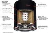 Bosch® - Workshop Oil Filter Cutaway