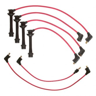1986 toyota mr2 replacement ignition parts carid com bosch® spark plug wire set