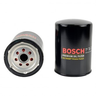Bosch® - Premium™ Cellulose Paper Spin-On/Canister Oil Filter