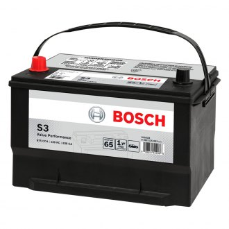 Bosch® - S3 Value Performance™ Battery