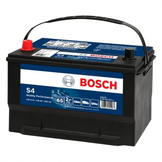 Bosch® - S4 Quality Performance Battery