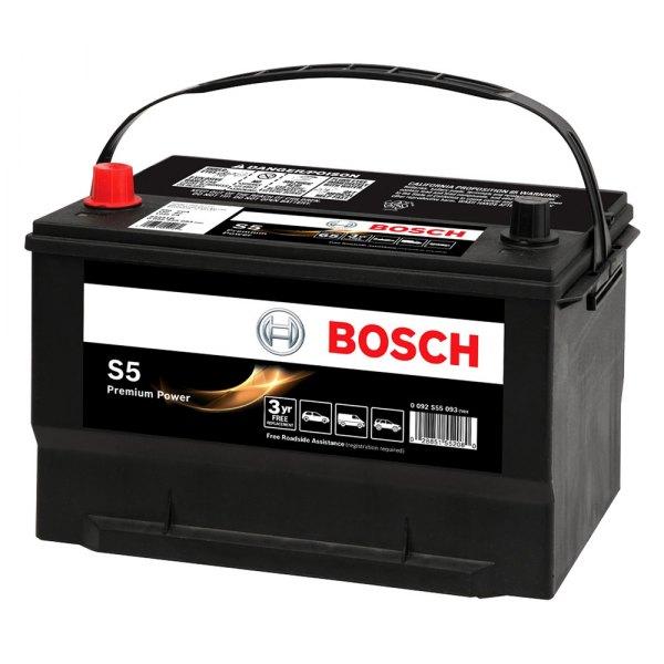 Bosch S5 Premium Battery