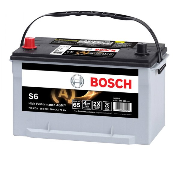 bosch bmw 5 series 2011 s6 high performance agm battery. Black Bedroom Furniture Sets. Home Design Ideas