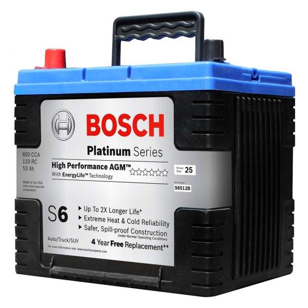 bosch bmw 5 series 2013 s6 battery. Black Bedroom Furniture Sets. Home Design Ideas