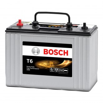Bosch® - T6 High Performance AGM™ Battery