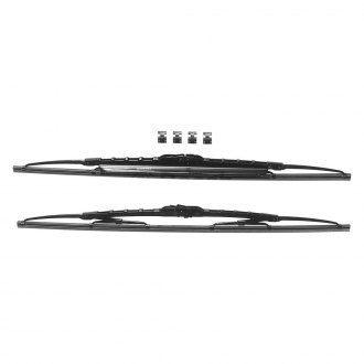 "Bosch® - OE 22"" Driver and 22"" Passenger Side Black Wiper Blade Set"