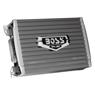 BOSS® - Armor Series Class AB 2-Channel 1200W Amplifier
