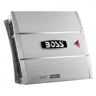 BOSS® - Chaos Exxtreme Series Class AB 2-Channel 1600W Amplifier
