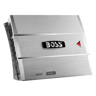 BOSS® - Chaos Exxtreme Series Class AB 2-Channel 2500W Amplifier