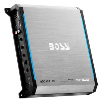 BOSS® - Rage Series Class AB 2-Channel 600W Amplifier