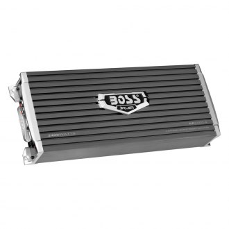 BOSS® - Armor Series Class AB 4-Channel 2400W Amplifier