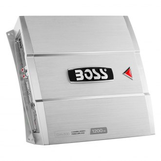 BOSS® - Chaos Exxtreme Series Class AB 4-Channel 1200W Amplifier