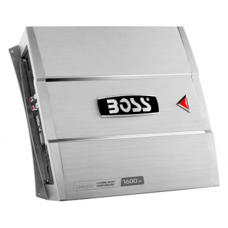 BOSS® - Chaos Exxtreme Series Class AB 4-Channel 1600W Amplifier