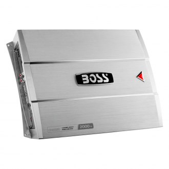 BOSS® - Chaos Exxtreme Series Class AB 4-Channel 2000W Amplifier