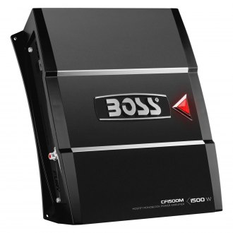 BOSS® - Chaos Fury Series Class AB Mono 1500W Amplifier