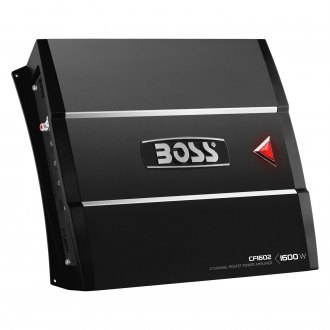 BOSS® - Chaos Fury Series Class AB 2-Channel 1600W Amplifier