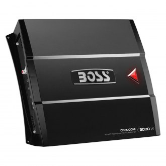 BOSS® - Chaos Fury Series Class AB Mono 2000W Amplifier