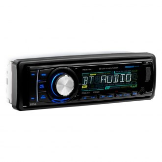 BOSS® - Single DIN CD/AM/FM/MP3/WMA Stereo Receiver with Built-In Bluetooth