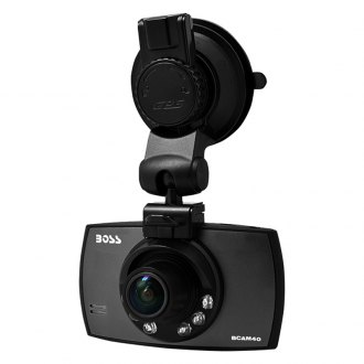 "BOSS® - HD Dash Camera with HD 2.4"" Screen"