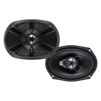 "BOSS® - 6"" x 9"" 3-Way Chaos Erupt Series 500W Speakers"