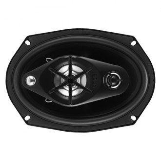 "BOSS® - 6"" x 9"" 4-Way Chaos Erupt Series 600W Coaxial Speakers"