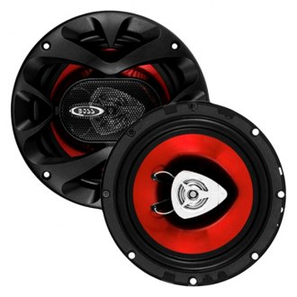 "BOSS® - 6-1/2"" 2-Way Chaos Exxtreme Series 250W Coaxial Speakers"