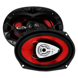 "BOSS® - 6"" x 9"" 2-Way Chaos Exxtreme Series 350W Coaxial Speakers"