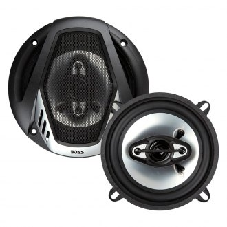"BOSS® - 5-1/4"" 4-Way Onyx Series 300W Coaxial Speakers"