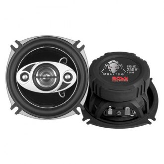 "BOSS® - 4"" 4-Way Phantom Series 250W Coaxial Speakers"
