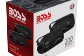 BOSS® - 3-Way 160 W Box Speaker System