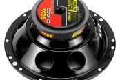 "BOSS® - 6-1/2"" 2-Way Chaos Exxtreme Series 350W Component Speaker System"