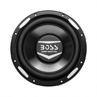 "BOSS® - 10"" Armor Series 2200W 4 Ohm DVC Subwoofer"