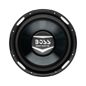 "BOSS® - 12"" Armor Series 2400W 4 Ohm DVC Subwoofer"