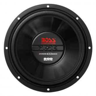"BOSS® - 12"" Chaos Exxtreme 800W 4 Ohm SVC Subwoofer"