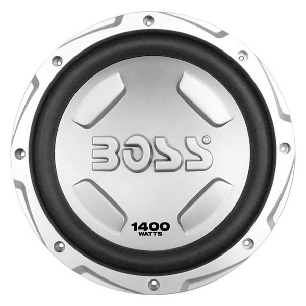 "BOSS® - 12"" Chaos Exxtreme 1400W 4 Ohm SVC Subwoofer"
