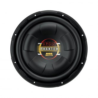 "BOSS® - 10"" Diablo Series Low Profile 800W 4 Ohm SVC Subwoofer"