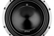 "BOSS® - 12"" Phantom Series 2400W 4 Ohm DVC Subwoofer"