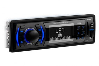 BOSS® - Single DIN AM/FM/MP3/WMA Digital Media Receiver