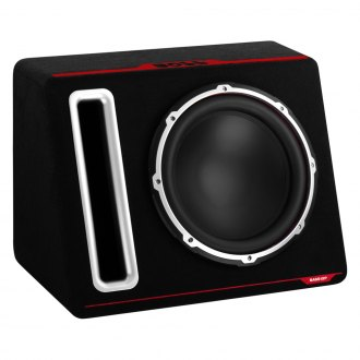 "BOSS® - 12"" Bass Series Single Vented Passive 800W Subwoofer Enclosure"