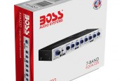 BOSS® - 7-Band Equalizer with Subwoofer Output and Master Volume Control
