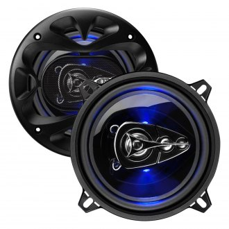 "BOSS® - 5-1/4"" 4-Way Rage Series 225W Coaxial Speakers"