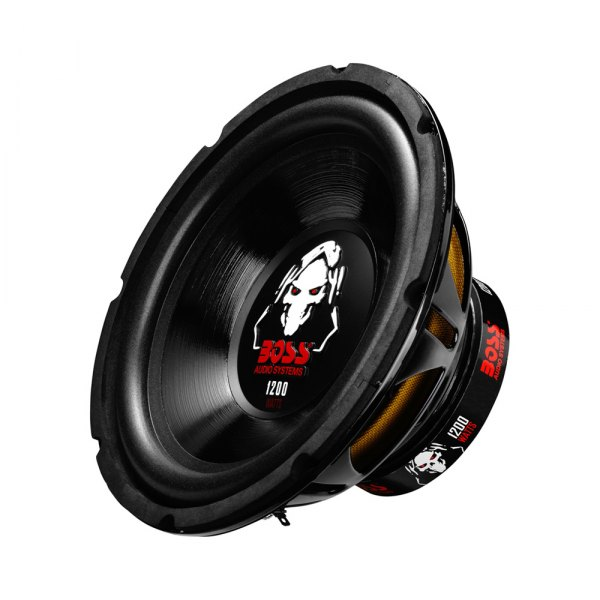 "BOSS® - 10"" Phantom Series 1200W 4 Ohm SVC Subwoofer"