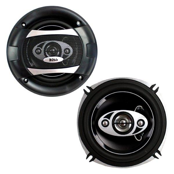 """BOSS® - 5-1/4"""" 4-Way Phantom Series 300W Coaxial Speakers"""