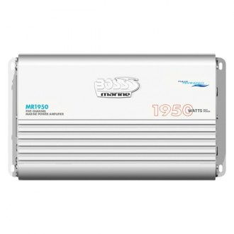 BOSS® - Marine Class AB 5-Channel 1950W Amplifier