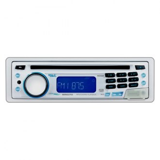 BOSS® - Single DIN Marine CD/MP3/AM/FM Stereo Receiver