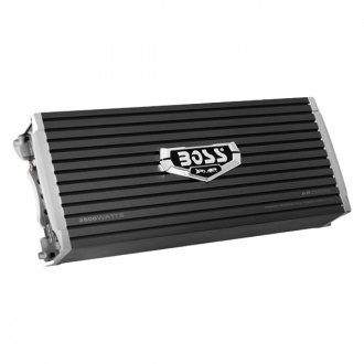 BOSS® - Armor Series Class AB Mono 2500W Amplifier