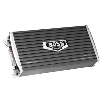 BOSS® - Armor Series Class D Mono 4000W Amplifier
