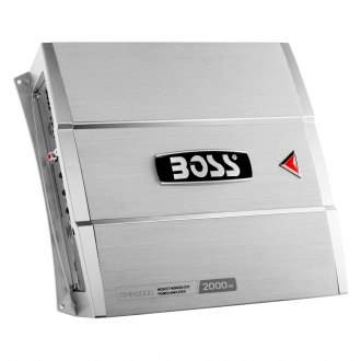 BOSS® - Chaos Exxtreme Series Class D Mono 2000W Amplifier