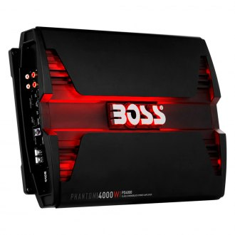 BOSS® - Phantom Series Class D Mono 4000W Amplifier